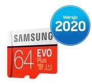 Karta pamięci MicroSD Samsung EVO Plus 64GB