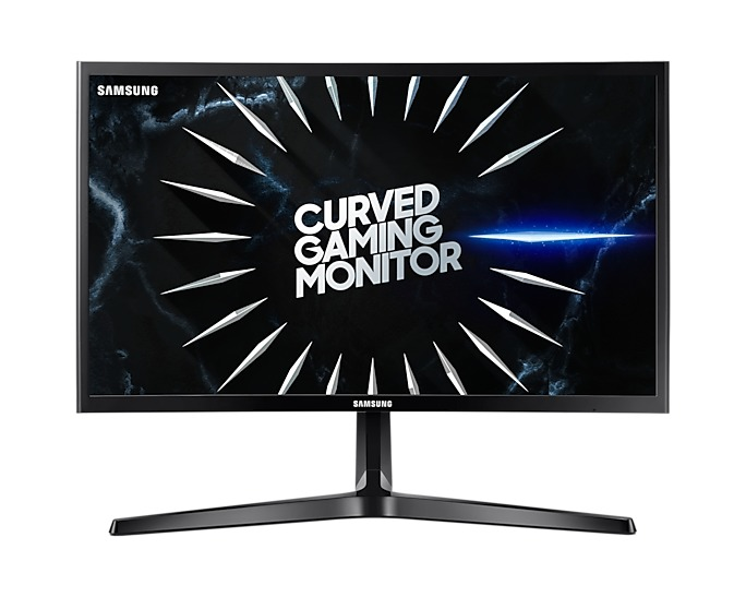 Zakrzywiony monitor dla graczy C24RG50 Samsung C24RG50FQR / FQU