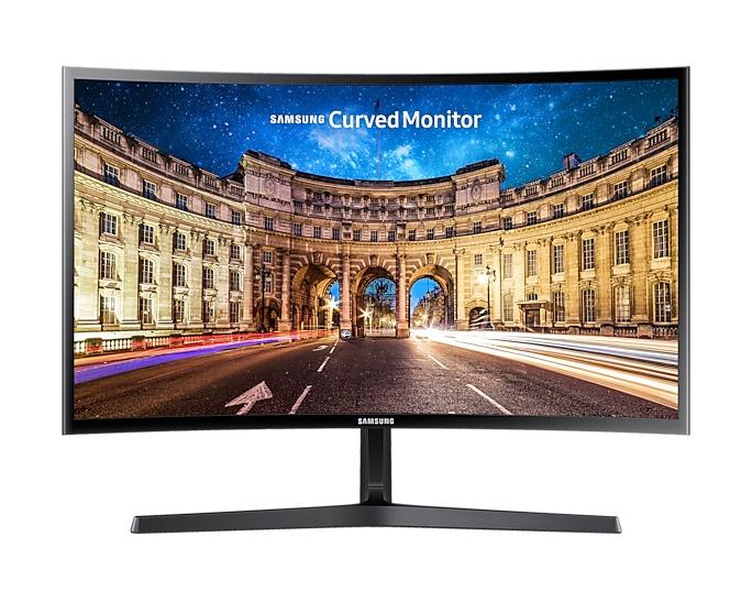 Zakrzywiony monitor CF396 Samsung LC27F396FHR / FHU