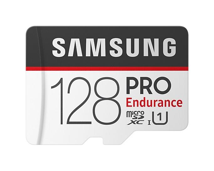 PRO Endurance microSD 128 GB