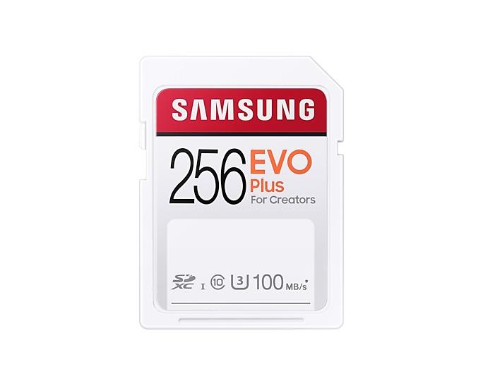 Karta SD EVO Plus 256GB Samsung