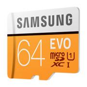 Karta pamięci microSDXC Samsung EVO 64GB