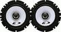 Głośniki samochodowe Alpine SXE-1725S