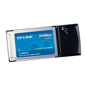 Karta bezprzewodowa TP-Link PCMCIA 300 Mb/s TL-WN910N