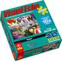 puzzle TREFL 500 ELEMENTÓW 3D BALONY PT-35018