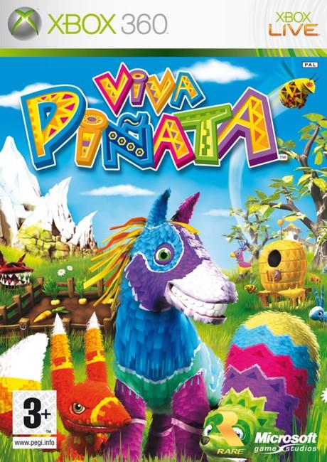 Gra Xbox 360 Viva Pinata