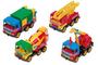 Wader Middle Truck Dźwig, straż pożarna, śmieciarka lub betoniarka 32001