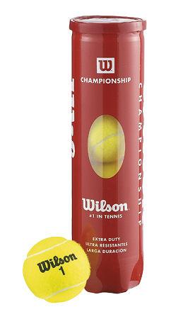 Piłki Wilson Championship (4 sztuki)
