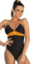 Jednoczęściowy kostium kąpielowy gWinner - ROSANNA